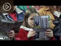 Embedded thumbnail for Latvijas armija: Ādažu militārajā poligonā Vides dienā iepazīst boreālo mežu