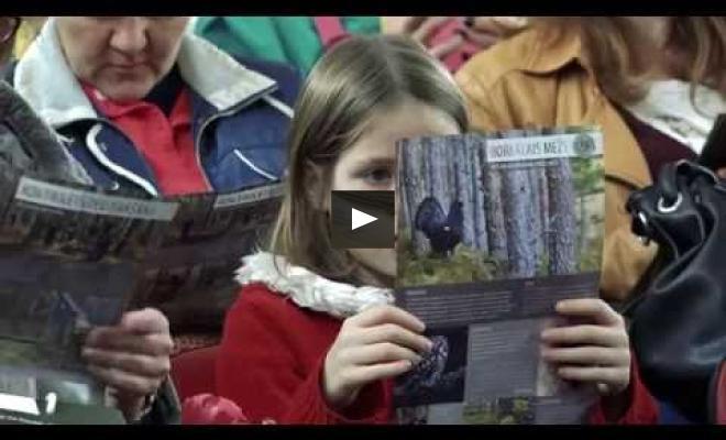 Embedded thumbnail for Sēnes, kukaiņi un citas boreālā meža dabas vērtības apskatītas Vides dienā